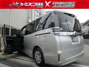 トヨタ ヴォクシー Xウェルキャブ助手席リフトアップS
