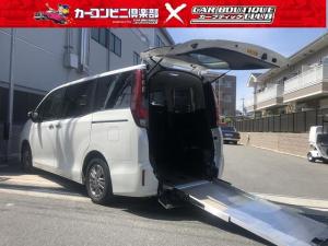 トヨタ エスクァイア Xi ウエルキャブ車 車いす仕様スロープタイプ タイプII サードシート無 6名乗車