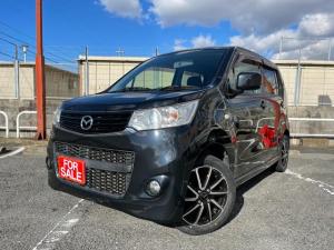 マツダ フレアカスタムスタイル XS フルセグナビ ETC 新品シートカバー LEDルームラ