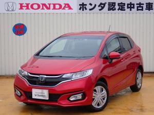 ホンダ フィット 13G・L ホンダセンシング 元当社社用車 純正ナビ