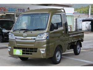 ダイハツ ハイゼットトラック ジャンボSAIIIt2WD4ATブルーレイ搭載ナビETC付
