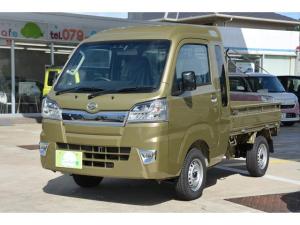 ダイハツ ハイゼットトラック ジャンボSAIIIt4WD4ATブルーレイ搭載ナビETC付