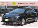 トヨタ/カローラスポーツ ハイブリッドG X 7型ナビバックカメラETCマット付