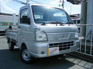 日産 NT100クリッパートラック DX 届出済み未使用車 マニュアル