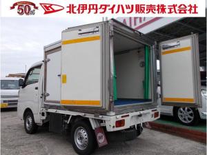 ダイハツ ハイゼットトラック 低温冷蔵冷凍車 -25℃設定 2コンプレッサー 4AT