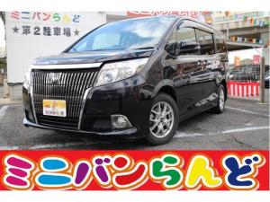 トヨタ エスクァイア Xi 片自ドア アイドリングストップ キーレス オートライト