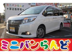 トヨタ エスクァイア Xi 片側自動ドア ナビ バックカメラ ETC スマートキー