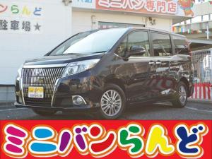 トヨタ エスクァイア Xi 両側自動ドア セーフティセンス ナビ バックカメラ