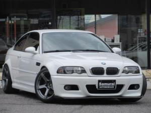 BMW M3 M3 SMGII 後期 CSLプログラム サンルーフなし