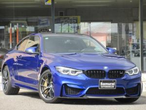 BMW M4 M4 CS Mカーボンセラミックブレーキ 60台限定 M DCTドライブロジック OLEDテール 左ハンドル 460ps