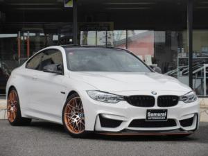 BMW M4 M4 GTS 世界限定700台(国内30台) 本国純正カーボンボンネット 左ハンドル