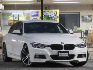 BMW 3シリーズ 320i Mスポーツ エディションシャドー マルチディスプレイメーター 黒革シート LEDヘッドライト