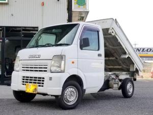 スズキ キャリイトラック ダンプ 金太郎ダンプ デフロック 4WD