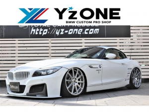 BMW Z4 sDrive35i Mスポーツパッケージ A-REAL