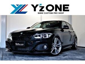 BMW 1シリーズ 118d Mスポーツ 3DDesign