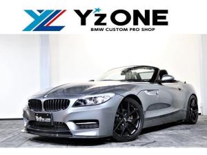 BMW Z4 sDrive23i 3DDesign BBS19インチ
