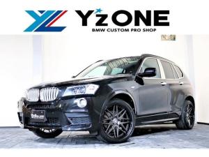 BMW X3 xDrive 20i Mスポーツパッケージ YZ Racing wheel