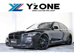 BMW 7シリーズ 750i Msports