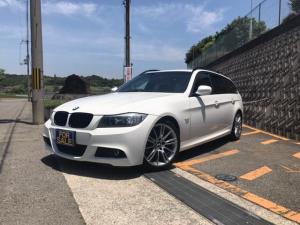BMW 3シリーズ 320iツーリング Mスポーツク18インチアルミ サンルーフ