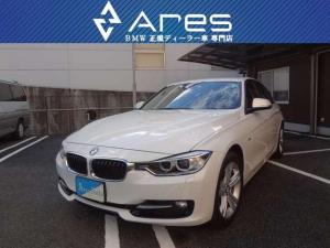 BMW 3シリーズ 320i スポーツ 純正ナビ バックカメラ ETC パワーシート HID 電子シフト