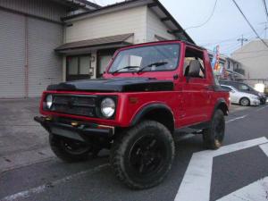 スズキ ジムニー CC 4WD 5速ミッション カスタム アルミホイール