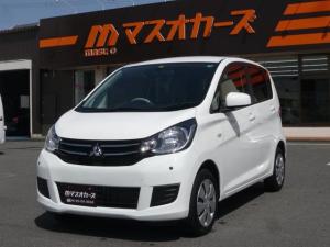 三菱 eKワゴン M ベンチシート シートヒーター ETC オートエアコン