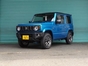 スズキ ジムニー XC 4WD 届け出済未使用車 セフティーサポート 5MT