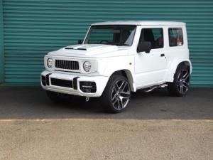スズキ ジムニー XG 4WD ミニG オートサロン出品車両 届け出済み未使用車