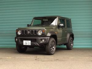 スズキ ジムニーシエラ JC 4WD セフティーサポート 登録済未使用車