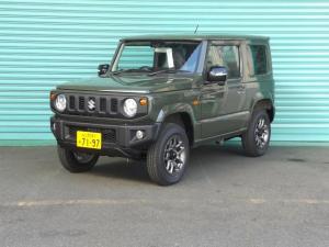 スズキ ジムニー XC 4WD 届け出済未使用車 セフティーサポート 5MT カスタムベース