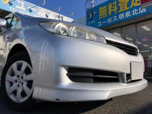 トヨタ ウィッシュ 1.8X ローン金利3.9%