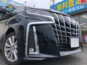 トヨタ アルファード 2.5S Aパッケージ サンルーフ 14日間限定販売車
