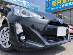 トヨタ アクア G 14日間限定販売車