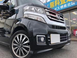 ホンダ N-BOXカスタム G・ターボLパッケージ 14日間限定販売車