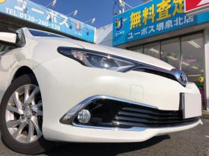 トヨタ オーリス 180S 14日間限定販売車