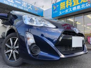 トヨタ アクア Sスタイルブラック 14日間限定販売車