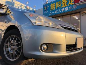トヨタ ウィッシュ X 14日間限定販売車