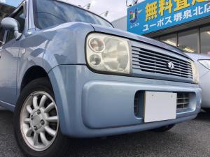 スズキ アルトラパン L 14日間限定販売車