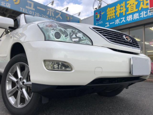 トヨタ ハリアー 240GLパックアルカンターラプライムV 14日間限定販売車