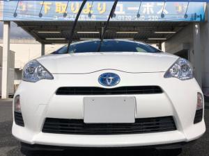 トヨタ アクア S 14日間限定販売車