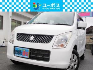 スズキ ワゴンR FX 禁煙・キーレス・純正CD・ラジオプレイヤー・ダブルエアバック・電動ミラー