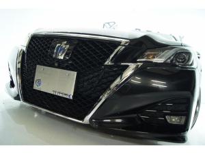 トヨタ クラウンハイブリッド アスリートS 新品19アルミ 新品タイヤ 新品車高調