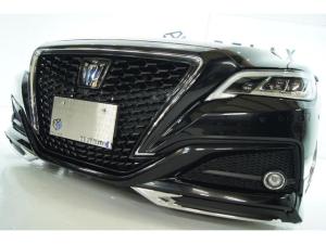 トヨタ クラウンハイブリッド G 新品モデリスタ 新品車高調 新品BLIZフルタップ車高調