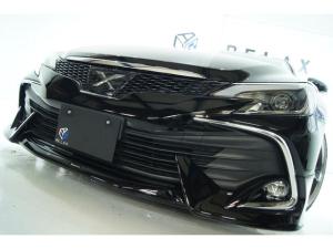トヨタ マークX 250G 新品モデリスタ新品ライト新品車高調 新品19アルミ