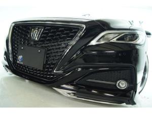 トヨタ クラウン S新品モデリスタ前後 新品19アルミタイヤ新品BLIZ車高調