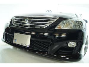 トヨタ クラウンハイブリッド スペシャルエディション 新品19ホイール 新品タイヤ 新品車高調 デジタルメーター