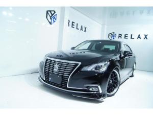 トヨタ クラウン ロイヤルサルーンG 新品モデリスタ 新品19ホイール 新品タイヤ 新品車高調 全席パワーシート シートメモリー ETC Bluetooth対応マルチナビ