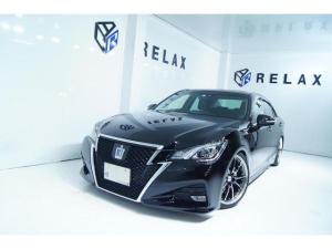トヨタ クラウンハイブリッド アスリートS J-フロンティア 特別仕様車 新品ホイール 新品タイヤ 新品車高調 ETC 純正マルチナビ バックモニター