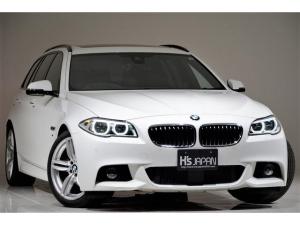 BMW 5シリーズ 523iツーリング Mスポーツ OP合計約58万 マルチディスプレイメーター アダプティブLEDヘッドライト 黒革シート パノラマルーフ 電動トランク Mスポーツ19インチ レーンディパーチャー シートヒーター クリアランスソナー