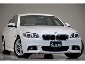 BMW 5シリーズ 523i Mスポーツ ハイラインパッケージ アダプティブLEDヘッドライト フロントリアシートヒーティング ダコタレザーシート インテリジェントセーフティー 前後クリアランスソナー リヤビューモニター フルセグTV